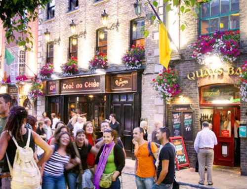 Temple Bar Trad Fest 2020